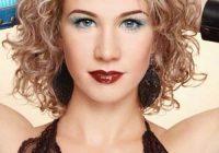 Elegant 15 curly perms for short hair Short Perm Hair Styles Ideas