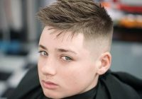 Elegant 15 teen boy haircuts that are super cool stylish for 2020 Short Haircuts For Teens Ideas
