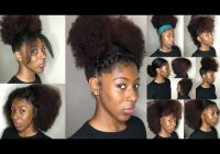 Elegant 16 natural hairstyles short medium hair youtube Easy Hairstyles For Thick African American Hair Ideas