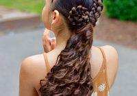 Elegant 19 cutest hairstyles for curly hair girls little girls Braid Hairstyles For Short Curly Hair Ideas