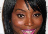 Elegant 20 black hairstyles with bangs oozing mismatched chic African American Hairstyles With Bangs Ideas