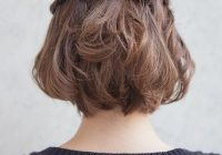 Elegant 20 short back to school hairstyle to amaze your friends Back To School Hairstyles For Really Short Hair Inspirations