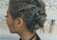 Elegant 25 chic braided updos for medium length hair hairstyles weekly Braid Ideas For Medium Hair Inspirations