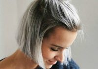 Elegant 25 chic short hairstyles for thick hair in 2020 the trend Short Hair Style For Thick Hair Inspirations