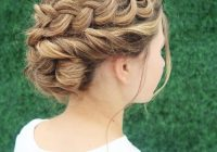 Elegant 29 gorgeous braided updos for every occasion in 2020 Braid Updo Long Hair Inspirations