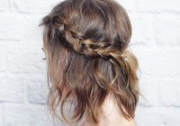 Elegant 30 best prom hairstyles for short hair more Short Hair Style For Prom Choices