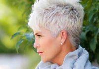 Elegant 34 flattering short haircuts for older women in 2020 Senior Short Haircuts Ideas
