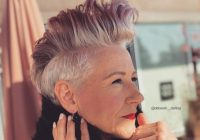 Elegant 40 cute youthful short hairstyles for women over 50 Short Short Hair Styles Ideas