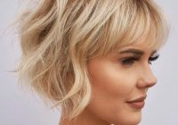 Elegant 45 best short hairstyles for thin hair to look cute Short Styles For Thin Hair Inspirations