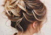 Elegant 50 cool ways you can sport updos for short hair hair Short Hair Styles Updos Inspirations