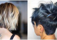 Elegant 50 quick and fresh short hairstyles for fine hair in 2020 Short Haircut For Thin Hair Choices