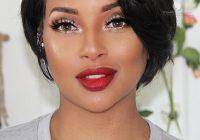 Elegant 55 short cuts for black womens hair Short Haircuts Black Female Choices