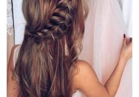 Elegant 71 unique bridesmaid hairstyles for the big day Braided Hair For Bridesmaids Choices