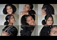 Elegant 9 back to school hairstyles for medium natural hair 2016 Cute Hairstyles For Short Curly Hair For School Inspirations