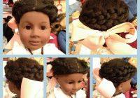 Elegant a addy american girl doll hair style american girl Styling American Girl Doll Hair