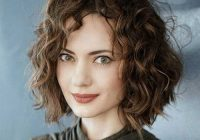 Elegant curly bob hairstyles for chic women short haircut Pictures Of Short Curly Haircuts Choices