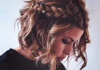Elegant party and nye hairstyles for medium hair hair styles Party Ideas For Short Hair Inspirations