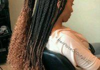 Elegant perfect braid hairstyles for lightmelanin ladies black Hairstyles Female African Braids Ideas