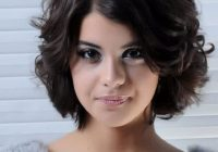Elegant pin on about me i enjoy being a girl Short Hairstyles For Thick Curly Hair Round Face Inspirations