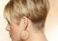 Elegant pin on hairstyles Wedge Haircuts For Short Hair Inspirations