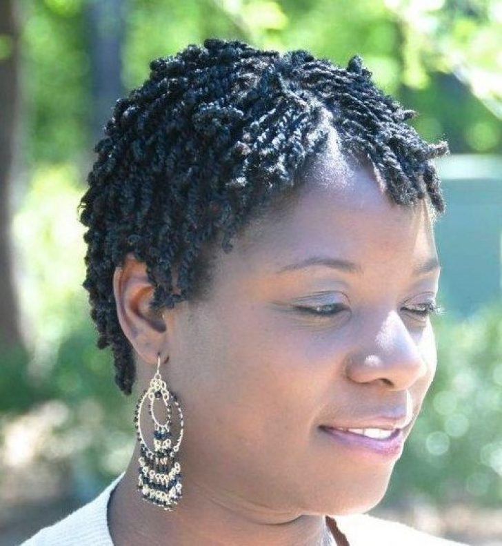 Permalink to 9 Beautiful Twist Styles For Short Hair Gallery