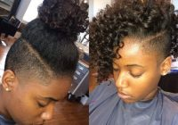 Elegant shaved sides hairstyles for black hair google search Hair Trends AfricanAmerican Ideas