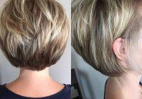 Elegant stylish short stacked bob haircuts short haircut Short Haircuts With Stacked Back Ideas