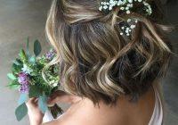 Elegant wedding hairstyles for short hair formal hairstyles for Wedding Hairstyles For Bridesmaids With Short Hair Choices