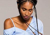 Fresh 105 best braided hairstyles for black women to try in 2020 Black Women Hair Braiding Styles Choices