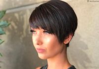 Fresh 18 best short dark hair color ideas of 2020 Short Hairstyle Color Ideas Inspirations