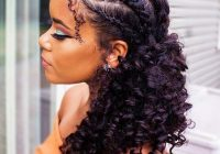 Fresh 21 easy ways to wear natural hair braids page 2 of 2 Braided Hairstyles For Naturally Curly Hair Ideas