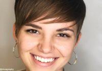 Fresh 27 perfectly cut short hair for round face shapes ideas for Short Hairstyles For Round Faces Ideas