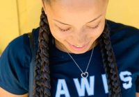 Fresh 50 cute cornrow braids ideas to tame your naughty hair New Hairstyles Braids Straight Back For Black Gals Ideas