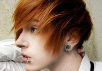 Fresh 50 modern emo hairstyles for guys men hairstyles world Short Emo Boy Hairstyles Inspirations