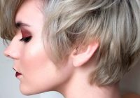 Fresh 57 blonde short hairstyles for round faces Short Hairstyles For Round Faces Ideas