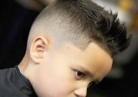 Fresh 60 awesome cool kids and boys mohawk haircut ideas fasbest Hairstyles For Kids With Short Hair Boys Choices