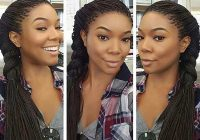 Fresh 65 best micro braids to change up your style Micro Braids Hairstyles Pictures Ideas