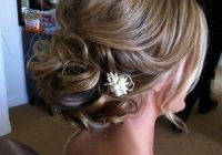 Fresh bridesmaidmaid of honor updo short hair updo updos Short Hairstyle For Maid Of Honor Choices