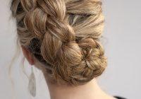 Fresh hairstyle for curly hair dutch braid tutorial hair romance Dutch Braid Updo Long Hair Ideas