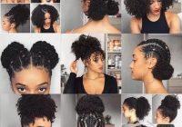 Fresh natural styles natural hair journey tips curly hair Braid Styles For Natural Curly Hair Inspirations