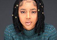 Fresh nice 25 timeless short box braids ideas protecting your Latest Short Braiding Hairstyle Photos Choices