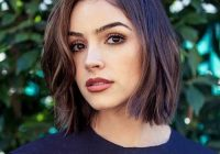 Fresh pin on hair beauty Haircuts For Round Faces Short Ideas