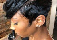 Fresh pin on hair Hairstyles For Short Hair Black Hair Choices