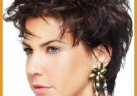 Fresh pin on hair Short Hairstyles For Thick Curly Hair Round Face Inspirations