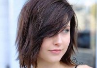 Fresh pin on me Short Haircuts With Side Swept Bangs And Layers Ideas