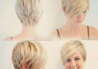 Fresh pin on popular hairstyles ideas Cute Short Haircuts For Thick Hair And Round Faces Inspirations