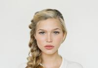 Fresh romantic side braid hair tutorial wedding hairstyles for Braided Hairstyle For Wedding Tutorial Ideas