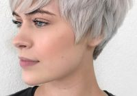 Fresh short hairstyles for fine hair make volume stay for good Short Hairstyles With Fringe For Fine Hair Choices