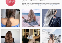 how luxy hair became a top ecommerce hair extension brand Luxy Hair Styles For Short Hair Inspirations