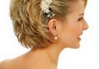 mother of the bride hairstyles for short hair wedding Very Short Hair Wedding Styles Inspirations
